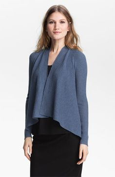 Eileen Fisher Short Cardigan available at #Nordstrom