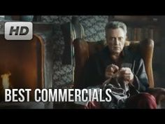Any tv commercial with Christopher Walken speed knitting has our vote for Best Commercials of the World!