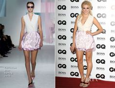 Pixie Lott In Christian Dior – GQ Men of the Year Awards