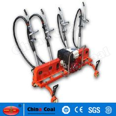 chinacoal03 Best Price ND4.2*4 Internal Combustion Rail Soft Shift Tamping Machine on Sale ND4.2*4 type internal combustion soft shaft tamping machine is applicable to any rail typ line maintenance ballast tamping operation. Its characteristic is the light weight, easy to operate. Tamping are of good quality and low failure rate and easy maintenance, road speed, applicability, not only to tamping line, still can tamping switch, price performance ratio is high, very suitable for railway balla