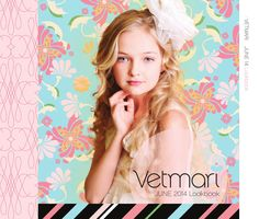"Vetmari's June 2014 Surface Pattern Design Lookbook featuring the collection ""Let them eat cake!"" inspired by Marie Antoinette."
