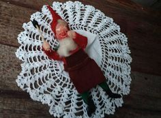 Check out this item in my Etsy shop https://www.etsy.com/listing/572685429/vintage-christmas-elf-santas-helper-toy