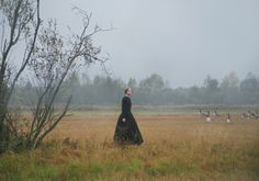 By Swedish photographer, Anna Aden from the Autumn Fields Series