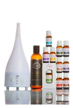 Simply Aroma - Home Wellness Package #1 - $410.00 - https://www.simplyaroma.com/BeverlySmith