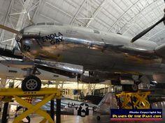 "B-29 ""Enola Gay"" on display at the Udvar-Hazy Museum in Washington, D.C."