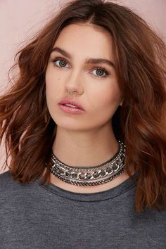 Chain Me Choker | Shop Product at Nasty Gal!