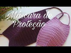 Máscara de Crochê Adulto passo a passo - YouTube Crochet Mask, Crochet Faces, Crochet Clothes, Diy Clothes, Neck Pillow Travel, Diy Crafts Hacks, Creative Embroidery, Crochet Videos, Diy Mask