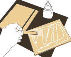 ow to bind your own Hardback Book by KaptinScarlet || #bookbinding