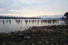 First-Time Triathlon Logistics