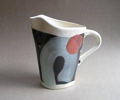 Jill Symes ceramic jug