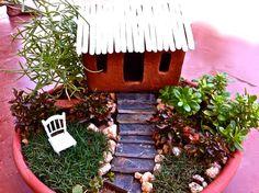 Two Green Thumbs Miniature Garden Contest