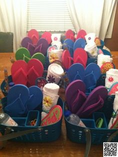 40. Spa Day - 40 #Outstanding Party #Favors You Can Customize for Your Next #Party ... → DIY #Movie