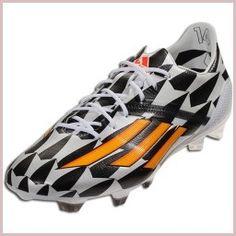 Adidas F50 Adizero Firm Ground - Zapatillas de Fútbol para Hombre, Color cblack/ftwwht/cblack, Talla 46