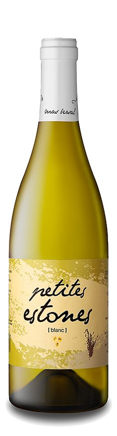 Un vino blanco, joven y fresco, de la Terra Alta. Puedes leer más en http://elblogdelosvinos.wordpress.com/2014/06/18/petites-estones-blanc-2013-100-garnacha-blanca-de-la-terra-alta/