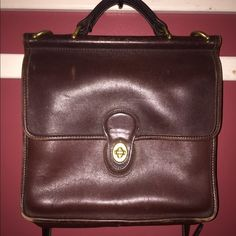 Vintage Coach - to be Restored! Taking offers!! Vintage - authentic!!! Make offer!! Coach Bags Crossbody Bags
