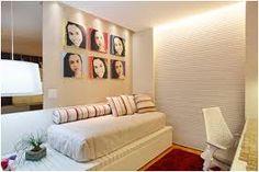 Resultado de imagem para decoração de quarto feminino