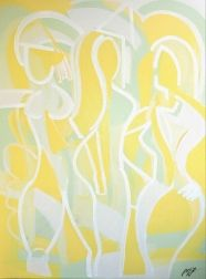 "Find out more info on ""contemporary abstract art modern"". Take a look at our website. Yellow Artwork, Contemporary Abstract Art, International Artist, Affordable Art, Figure Painting, Original Artwork, Street Art, Sculptures, Art Gallery"