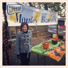 We love handing out candy to the trick-or-treaters at Boo at the Zoo at the Cheyenne Mountain Zoo every October.  Stop by and say hi!  coloradosprings.monkeybizness.com