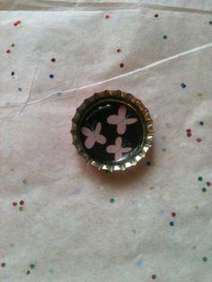 Pink My Little Pony Fluttershy Cutie Mark by GeektasticCreations, $4.00
