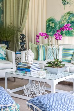 House of Turquoise: Kim E. Courtney Interiors & Design