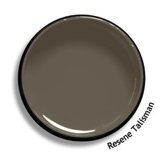 Resene Talisman is a deep olive, earthy and strong. From the Resene Multifinish colour collection. Try a Resene testpot or view a physical sample at your Resene ColorShop or Reseller before making your final colour choice. www.resene.co.nz