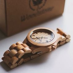 Woodstone Watches | One tree planted for every item purchased