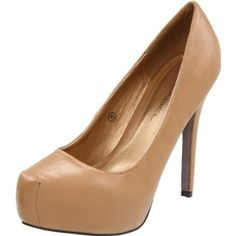 Bridesmaids, these are the heels.  They have various versions at payless and DSW.