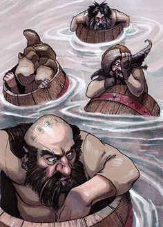 Dwarves by Cam
