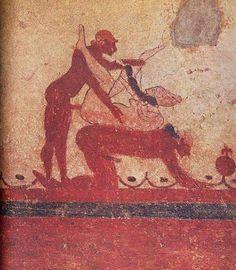 InStoria - Il sesso estremo degli etruschi