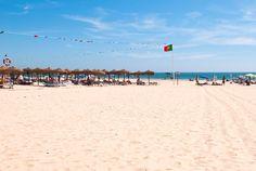 Monte Gordo, Algarve, Portugal