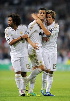 Marcelo+Cristiano+Ronaldo+Real+Madrid