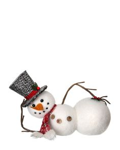 *Home & Garden* Regency Laying Frost Snowman Christmas Crafts To Sell, Diy Christmas Ornaments, Homemade Christmas, Christmas Snowman, Christmas Projects, Holiday Crafts, Christmas Holidays, Christmas Lanterns, Snowman Crafts