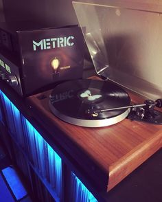 Metric  Fantasies  FINALLY reissued! Such a fantastic album front to back!  #metric #metricband #fantasies #helpimalive #emilyhaines #nowspinning #onmyturntable #vinyl #LP #record #turntable #recordplayer #vinylcollective #vinyligclub #vinylclub #vinylcommunity #vinylporn #hifi #vintage #vintagehifi #setup #acousticresearch #ortofon #minneapolis #twincities #nempls #northeastminneapolis #neminneapolis #nordeast #blessed by vinyljerk