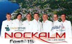 Countdown zum Nockalmfest: 18. – 20. September startet wieder das bereits legendäre Fest der Nockis