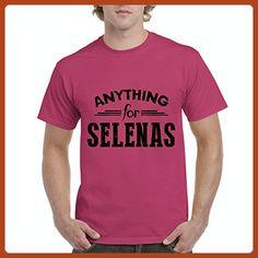 Ugo Anything for Selenas Elegant Movies Gift 4 Xmas Birthday Mothers Day Men's T-Shirt Tee - Birthday shirts (*Partner-Link)