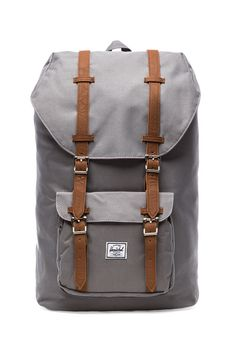 Herschel Supply Co. Little America Backpack in Grey from REVOLVEclothing