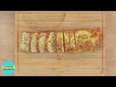Chec aperitiv cu ciuperci si sunca - YouTube Bamboo Cutting Board, Youtube, Youtubers, Youtube Movies