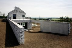 Stéphane Beel Architects > Villa H. te W.
