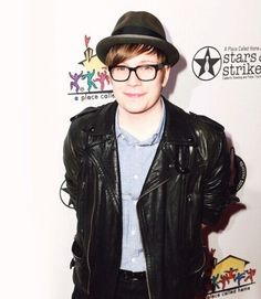 Cause of death: Looking at too many amazing pictures of Patrick Stump