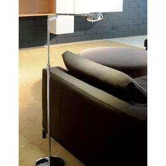 MLN LED JALKAVAILAISIN Led Floor Lamp, Ottoman, Bathtub, Flooring, Lighting, Chair, Interior, Furniture, Home Decor