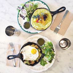 The IBT girls are major brunch fans so we're letting you in on all the best…