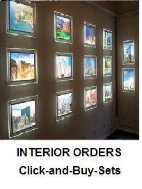 Estate Agent Supplies | Window Displays | Wall Displays | LED Displays |