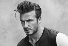david beckham messy pompadour hairstyle for men # coiff men Messy Pompadour, Mens Hairstyles Pompadour, Top Hairstyles For Men, Pompadour Men, Popular Mens Hairstyles, Hairstyles Haircuts, Haircuts For Men, Cool Hairstyles, Hairstyle Ideas