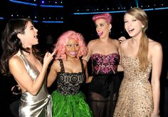 Katy Perry and Taylor Swift Together | Our most recent photo of Katy Perry and Taylor Swift together is this ...