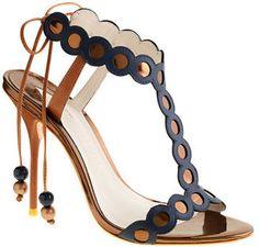 Sophia Webster™ for J.Crew Yaya heels