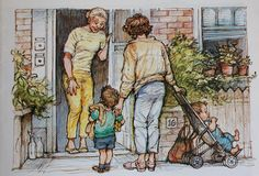 Alfie Gives a Hand - Shirley Hughes