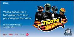 Shopping Metrô Tucuruvi promove encontro com os Pilotos Hot Wheels | Jornalwebdigital
