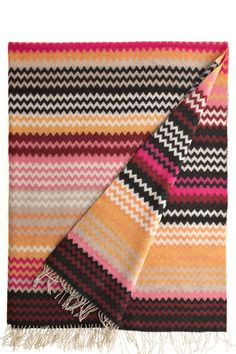 Humbert Throw by Missoni Casa