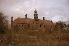 Huddersfield Yorkshire, Caravan Living, West Yorkshire, Asylum, Vintage Photographs, Acre, Places Ive Been, Buildings, November