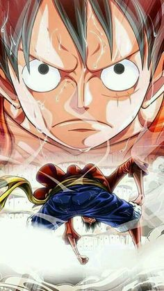 Monkey D. Luffy from One Piece [anime]
